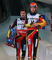 2018-11-25 Doubles Sprint World Cup at 2018-19 Luge World Cup in Igls by Sandro Halank–263.jpg