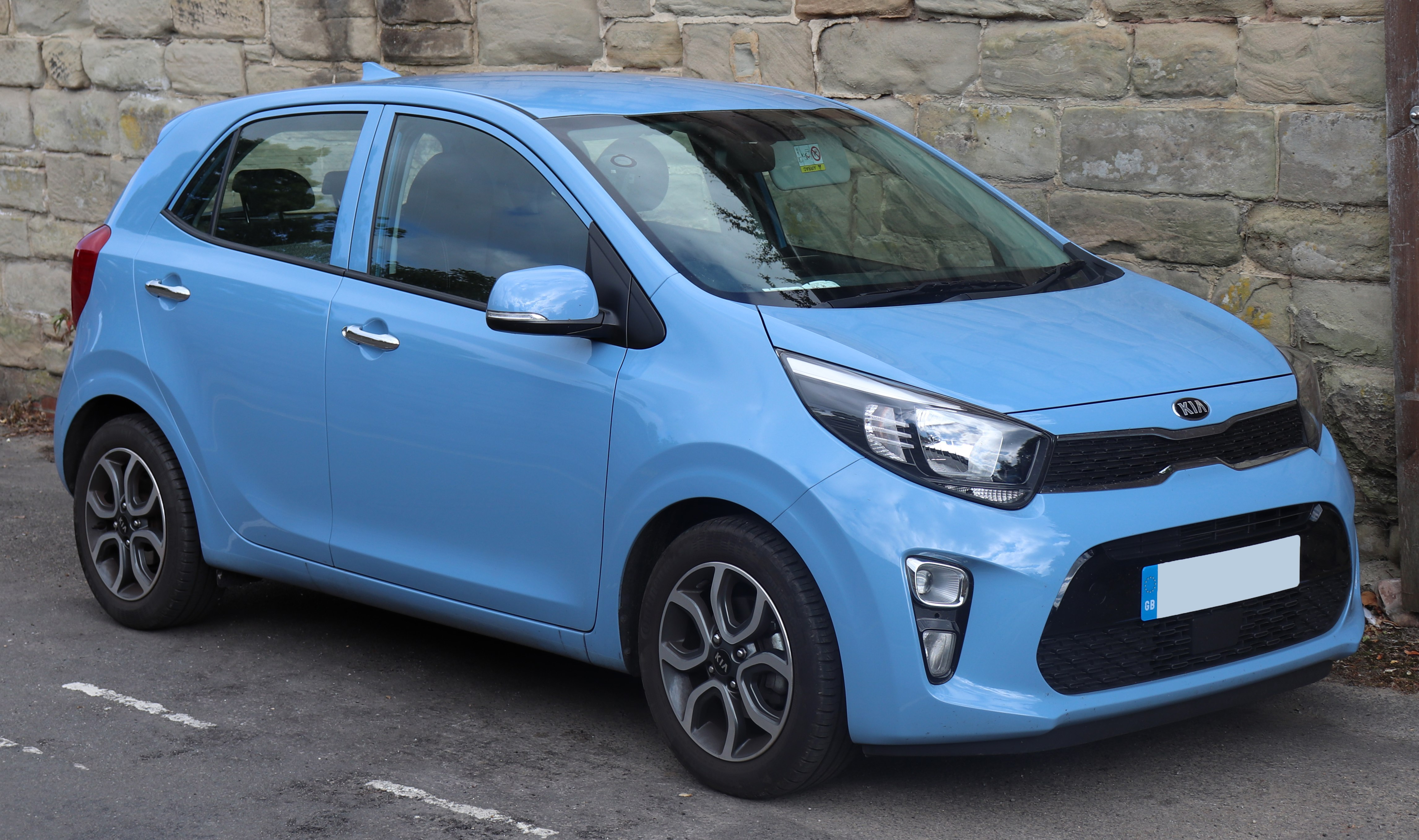 Kia Picanto - The complete information and online sale with