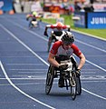 2019-09-01 ISTAF 2019 100 m wheelchair (Martin Rulsch) 4.jpg