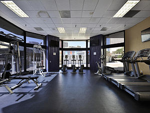Dobie Center - Fitness center