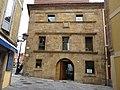 205 Casa de los Ramírez de Jove, avui Col·legi d'Arquitectes, c. Recoletas 4 (Cimavilla, Gijón).jpg
