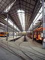2112 - Milano - Deposito di tram in Via Messina - Foto Giovanni Dall'Orto, 26-Oct-2008.jpg