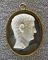 221 arte romana, tiberio, calcedonio, I sec dc..JPG