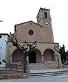 226 Església parroquial de Sant Jaume dels Domenys.JPG