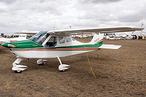 Tecnam P2004 Bravo - Image: 24 4908 Tecnam P2004 Bravo (8543323859)