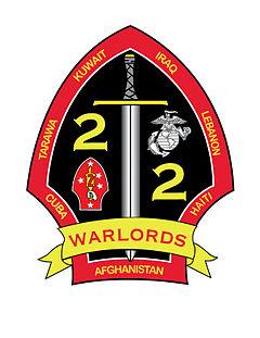 2d Bn 2d Mar Logo