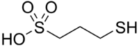 3-Mercapto-1-propanesulfonic acid.png