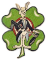 306th Tactical Fighter Squadron - 1950s - Emblem.png