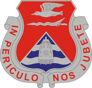 31st Field Artillery Regiment - Image: 31 FA Rgt DUI