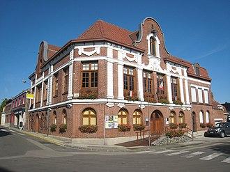 Boeschepe - Image: 3493 Boeschepe Mairie