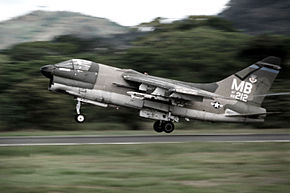355th Tactical Fighter Squadron A-7D Corsair II 69-6212.jpg