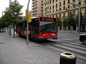 Línea 25 (Urbanos de Zaragoza)