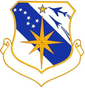45th Air Division - Image: 45th Air Division crest