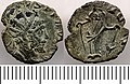 54B821. Roman coin. Barbarous radiate (FindID 125817).jpg