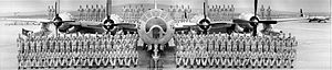 55th Space Weather Squadron - Detachment 1, 55th WRS at Ladd AFB in 1958
