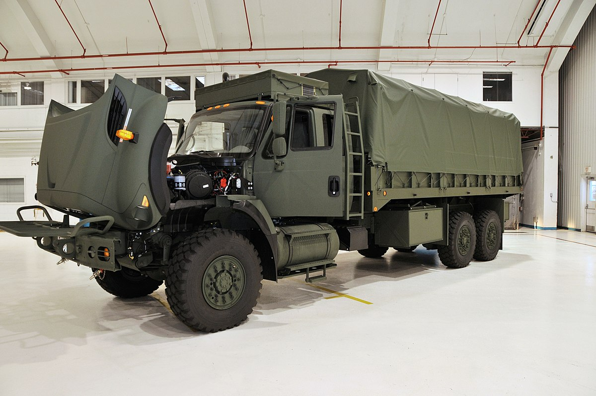 Military Vehicles For Sale Canada >> Navistar 7000 Series Wikipedia
