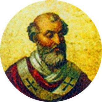 Pope John IV - Image: 72 John IV