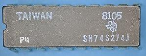 74S274 TI 8105 package top.jpg