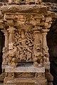 7th century Sri Kailashnathar Temple Kanchipuram Tamil Nadu India 01 (15).jpg