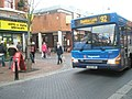 92 bus in the High Street - geograph.org.uk - 1604524.jpg