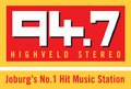 94.7 Highveld Stereo logo.png