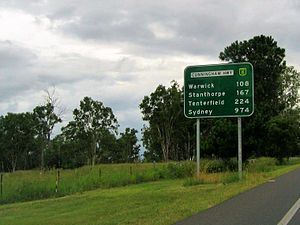 Cunningham Highway - Image: A15Ips AD