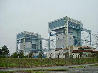 Saint-Laurent Nuclear Power Plant - Image: A1 A2 saint laurent