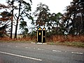 AA Telephone Box 714 at Threapland - geograph.org.uk - 87347.jpg