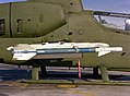 AGM-122 Sidearm on AH-1T at China Lake 1981.jpg