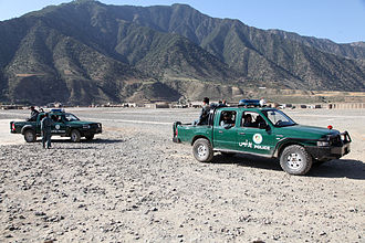 izlazak na aerodrom Kandahar