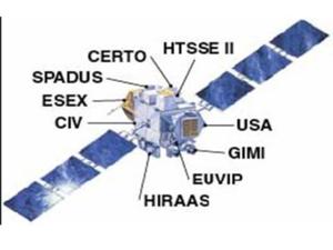ARGOS (satellite) - Artist's rendition of ARGOS