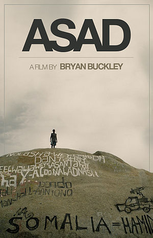 Asad (film) - Film poster