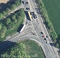 A 544 Aachen Anschlussstelle Würselen nördlicher Teilknoten.jpg