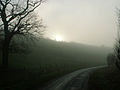A December view of Woodnook Valley, Little Ponton, Lincolnshire, England 11.JPG