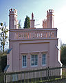A Pink house at Windsor Virginia Water (6266476664).jpg