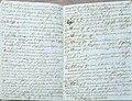 A chi legge tentativo grammatica ladina gardenese manoscritto 4 Gherdëina.jpg