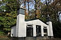 A dove house in the garden of miliaire home Bronbeek Arnhem - panoramio.jpg