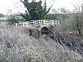 A ford and footbridge over the river Stiffkey - geograph.org.uk - 1574146.jpg