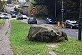 A handy mounting stone, Langton Rd - geograph.org.uk - 1548130.jpg