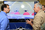 A virtual landing- F-35 simulator flies high in Israel (16979168890).jpg