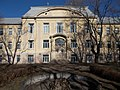 A volt Járási Tanács Közkórház helyileg védett C épülete, 2019 Kalocsa.jpg