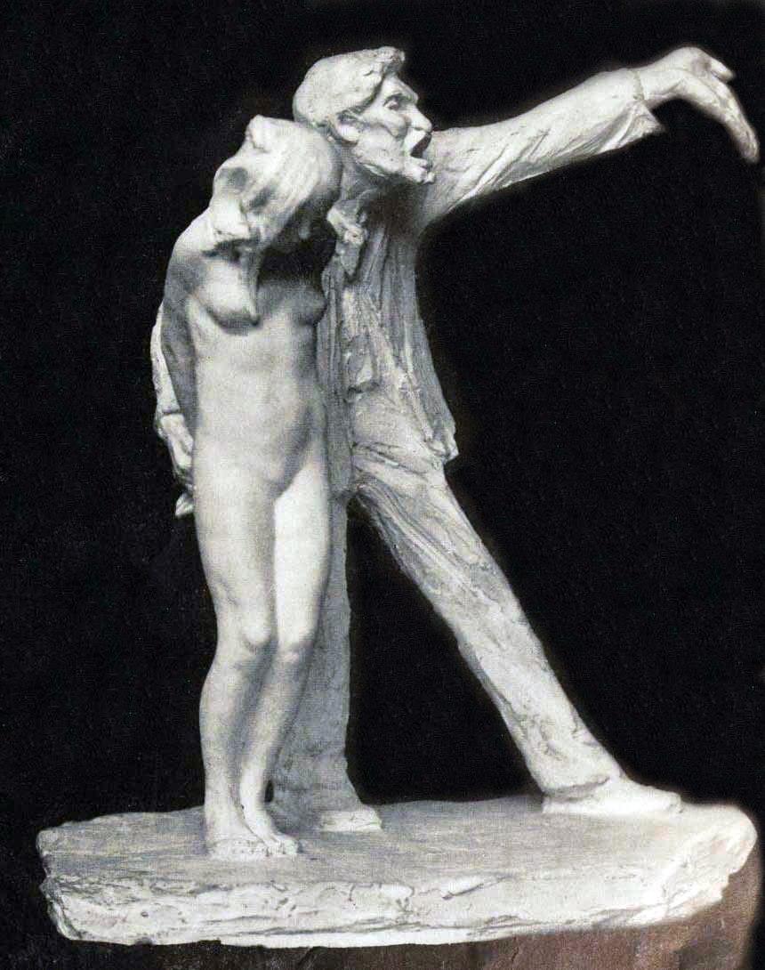 Abastenia St. Leger Eberle, 1912-13, The White Slave