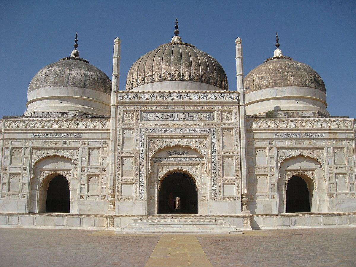 Mosques Wikipedia: Abbasi Mosque