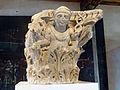 Abbaye Saint-Germain d'Auxerre-Chapiteau aux quatre dieux.jpg