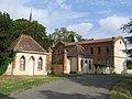 Abbaye Sainte-Marie-du-Désert (ancienne entrée).JPG