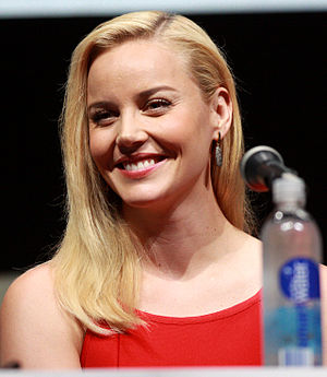 Abbie Cornish - Cornish at the 2013 San Diego Comic-Con International