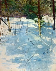 Winter, Monadnock
