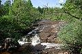 Abhainn Dalach viewed from suspension bridge - geograph.org.uk - 864823.jpg
