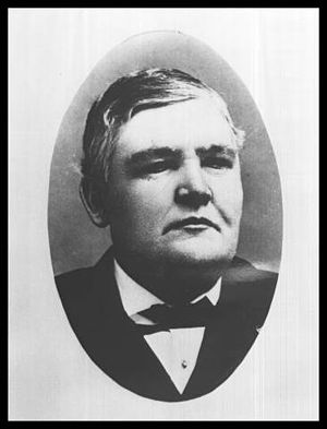 Governor of Oklahoma - Abraham Jefferson Seay served as the second appointed governor of Oklahoma Territory