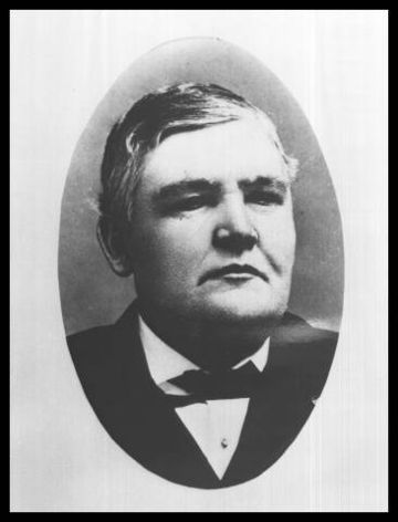 Abraham Jefferson Seay served as the second appointed governor of Oklahoma Territory Abraham Jefferson Seay.jpg